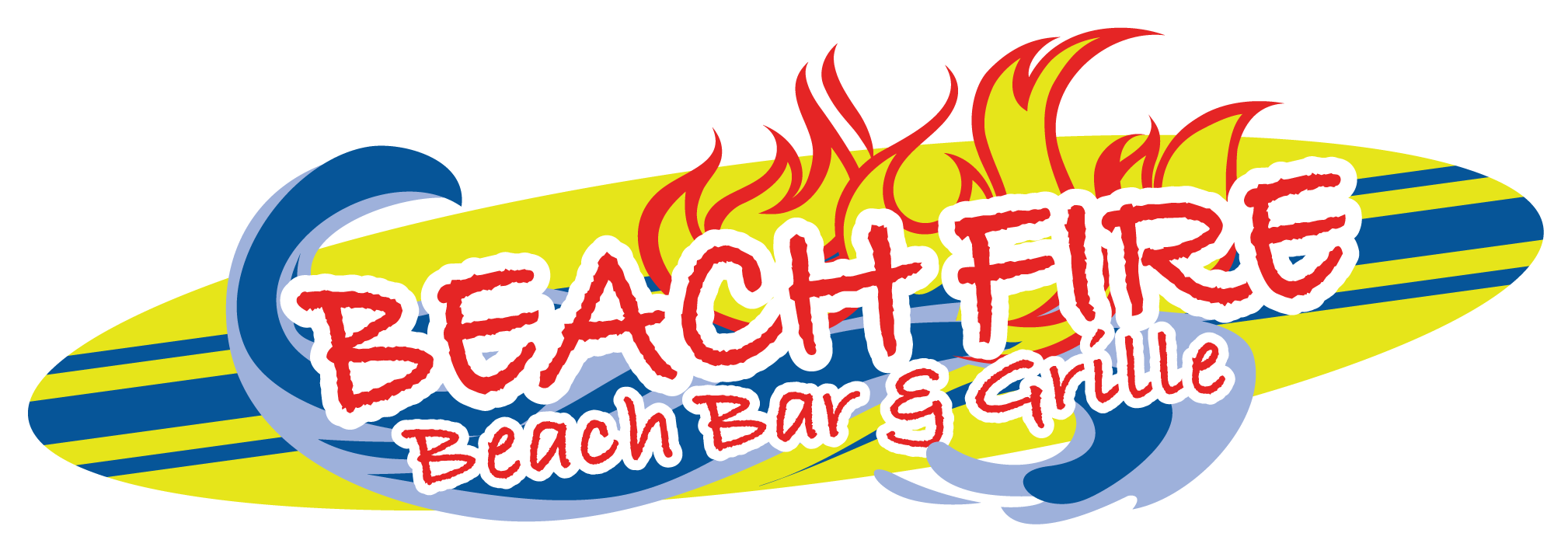 Beach Fire Beach Bar & Grille, Clearwater